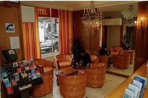 Réception Hôtel le Havane Paris