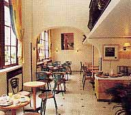 Salle petit déjeuner Hôtel Pax Opéra Paris