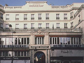 Hôtel Mercure Ronceray Paris