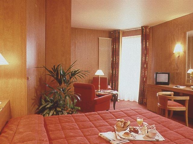 Chambre Hôtel Mercure Ronceray Paris