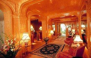 Hall Hôtel Villa Fenelon Paris
