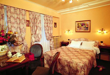 Chambre Hôtel Villa Fenelon Paris