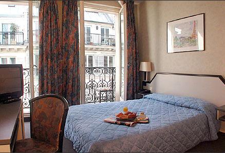 Chambre Hôtel Trinité Plaza Paris