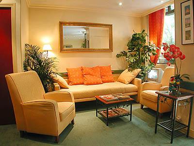 Salon Hôtel Aurore Montmartre Paris