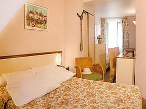 Chambre Hôtel Aurore Montmartre Paris