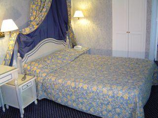 Chambre Austin's Hôtel Paris
