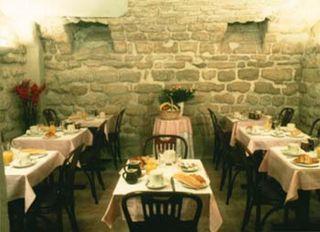 Salle petit déjeuner Austin's Hôtel Paris