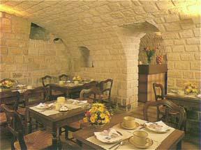 Salle petit déjeuner Hôtel du Centre Paris
