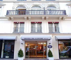 Hôtel du Centre Paris