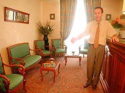 Réception Hôtel Résidence La Concorde