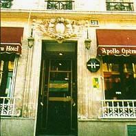 Apollo Opéra Hôtel Paris