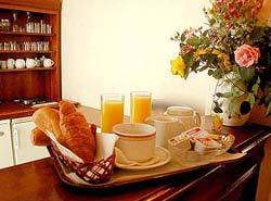 Petit déjeuner Hôtel Résidence La Concorde