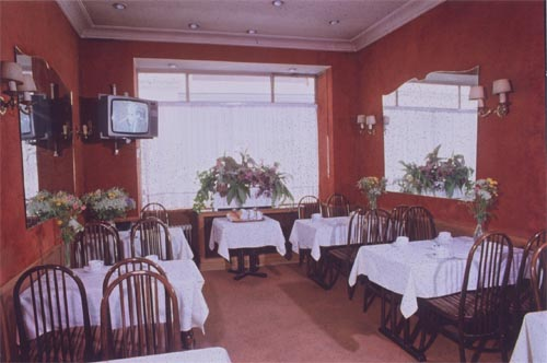 Petit déjeuner Hotel Lafayette Buffault Paris
