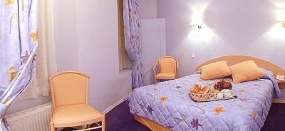 Chambre Hotel France Albion Paris
