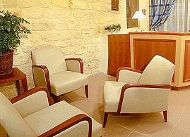Réception Hôtel France Albion Paris