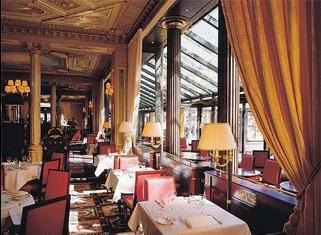Restaurant Le Grand Hôtel Intercontinental Paris