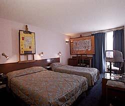 Chambre Hôtel Monterosa Paris