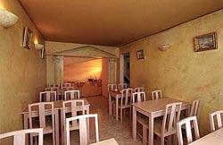 Salle petit déjeuner Hôtel Monterosa Paris