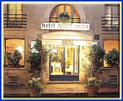 Hôtel Ascot Opéra Paris