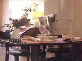 Salle petit déjeuner Hotel le Régent Montmartre Paris