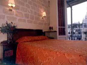 Chambre Hôtel le Régent Montmartre Paris