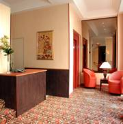 Hall Tulip Inn Orange La fayette Paris