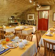 Salle petit déjeuner Tulip Inn Orange La fayette Paris