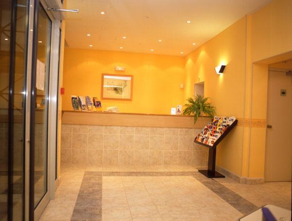 Réception Hôtel d'Espagne Paris