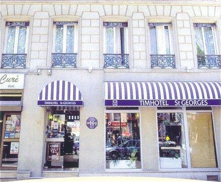Timhotel Saint-Georges Paris
