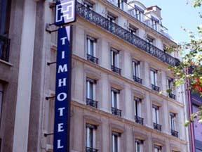 Hôtel Timhotel Saint-Georges Paris