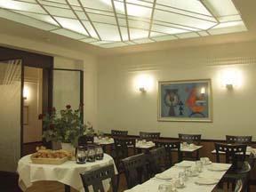 Salle petit déjeuner Best Western Opéra d'Antin Paris