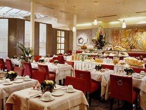 Salle petit déjeuner Hôtel Astra Opéra Paris