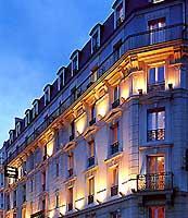 Hôtel Appia La Fayette Paris