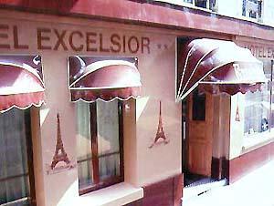 Hôtel Excelsior République Paris