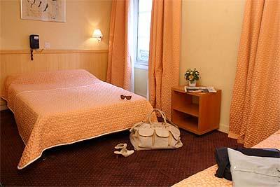 Chambre Hôtel Chamonix Paris