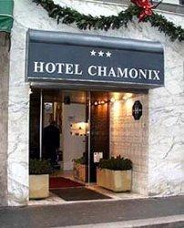 Hôtel Chamonix Paris