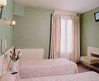 Chambre Hôtel de l'Europe Paris