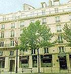 Hôtel de Londres et d'Anvers Paris