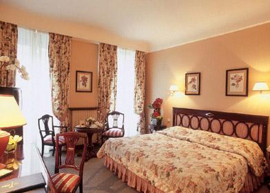 Chambre Edouard VII Hotel Paris