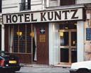 hôtel KUNTZ Paris