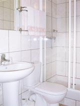 Salle de bain Hôtel Kuntz Paris