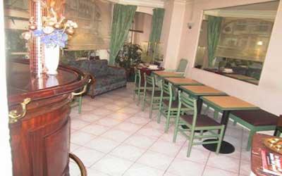 Salle petit déjeuner Hôtel Montana Paris