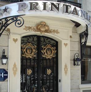 Hôtel Printania Paris 10e