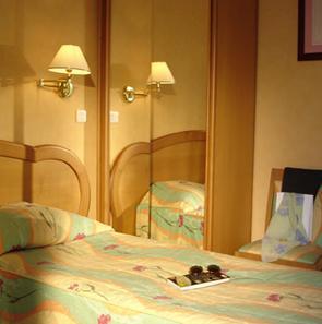 Chambre Hôtel Printania Paris 10e