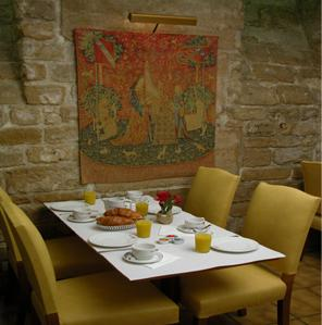 Salle petit déjeuner Hôtel Printania Paris 10e
