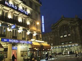 Nord Hôtel Paris