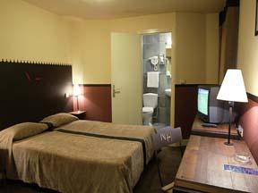 Chambre Nord Hôtel Paris
