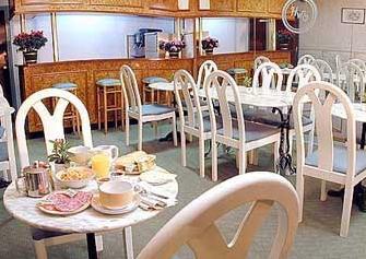 Salle petit déjeuner Hôtel Windsor Opéra  Paris