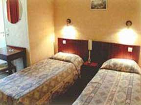 Chambre Hôtel Louxor Paris