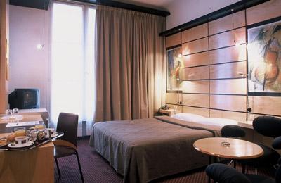 Chambre Hotel de Noailles Paris